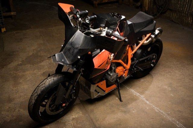 KTM Super Duke R Custom
