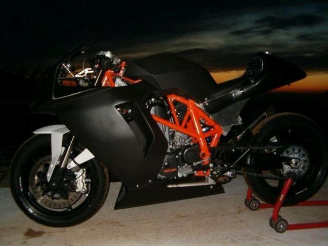 KTM RC4 690 R