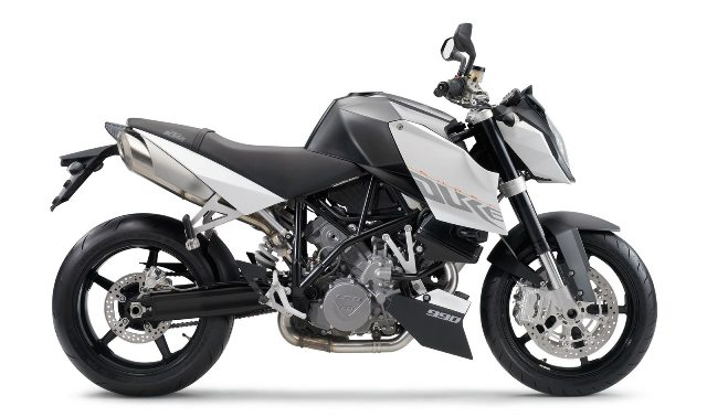 990 Super Duke White (2008)