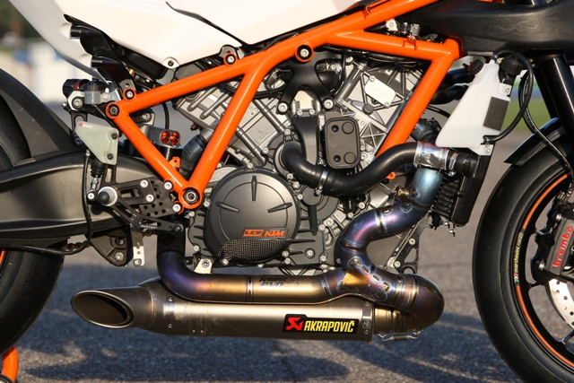 KTM RC8 Engine LC8